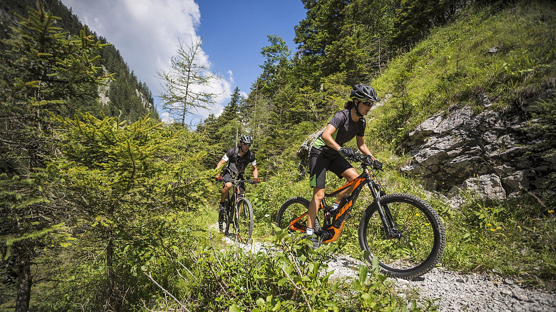 Mountain Biking - Austria! - YouTube